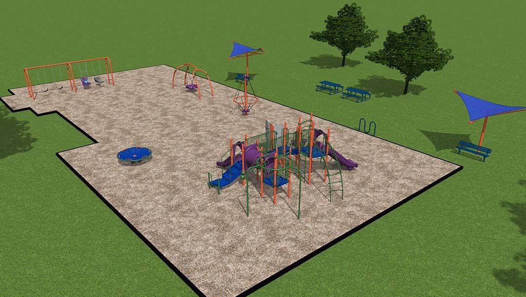 6thavenueplayground structure