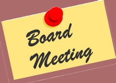 Board meeting icon