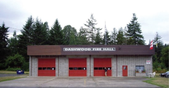 Current fire hall