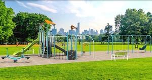 Howardarmstrongrecreationcentre playground