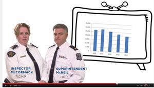 Budget police screen grab