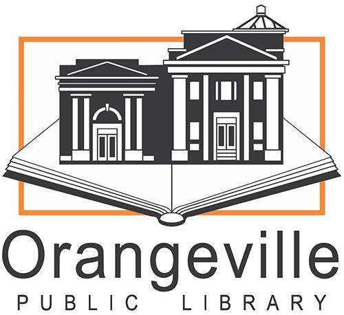 Orangeville Public Library logo
