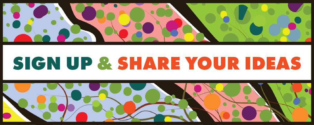Have Your Say Wetaskiwin sign-up button