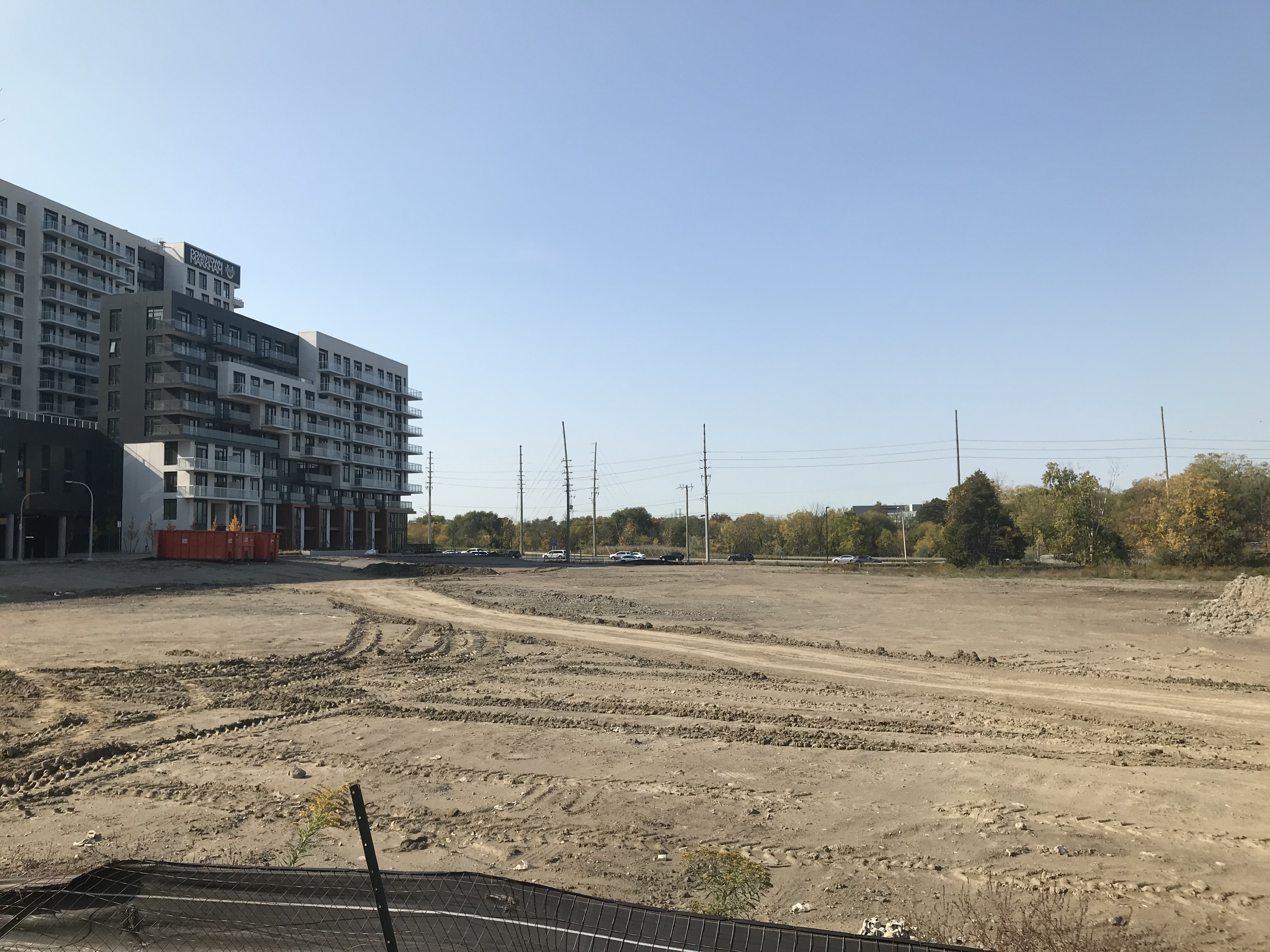 Wardenview Park - Under Construction