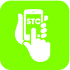 Tech-enabled STC icon