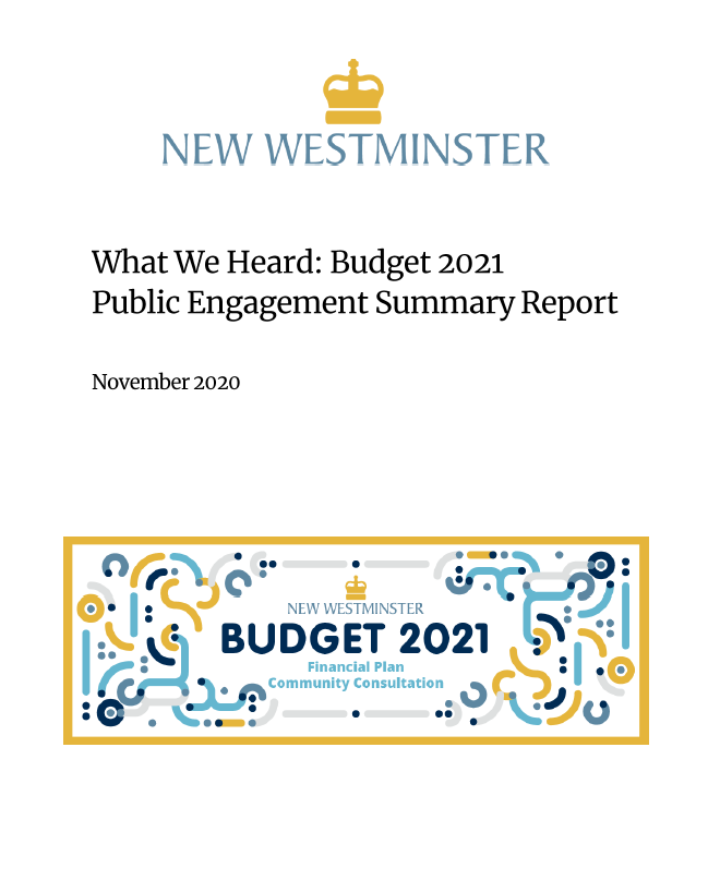 Cover of engagement report