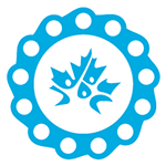 An icon of a circular diagram with the CIHR logo in the centre