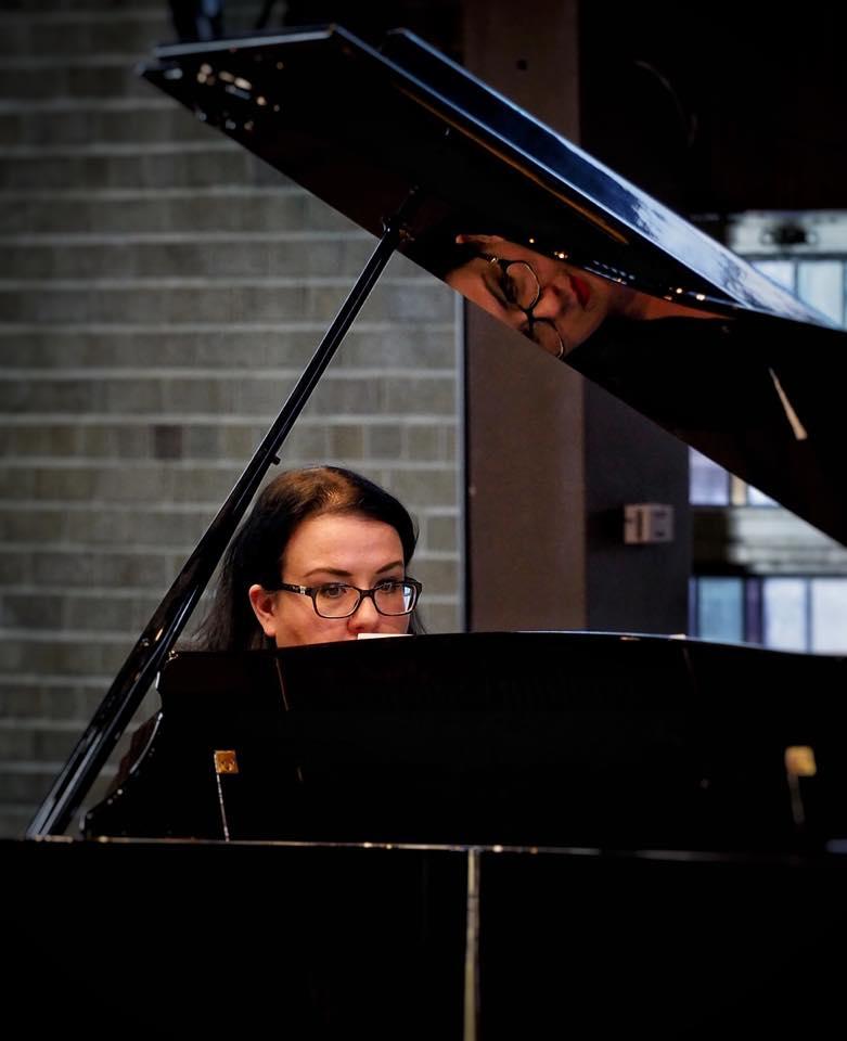 Kristine piano