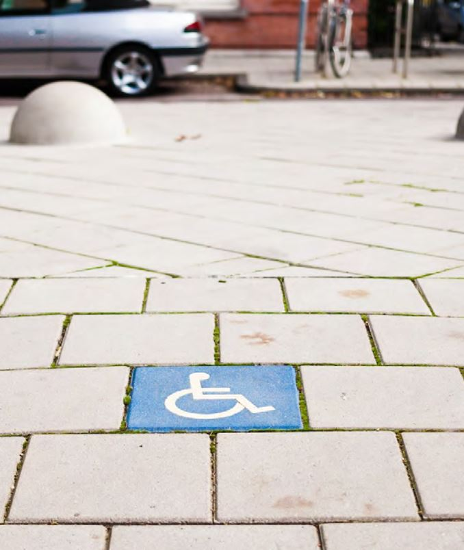 Accessible and universal design