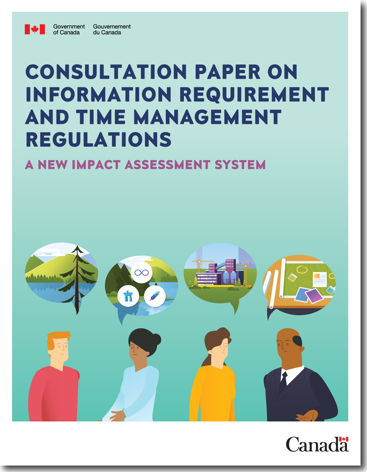 Consultation Paper on Information Requirement and Time Mangeement Regulations
