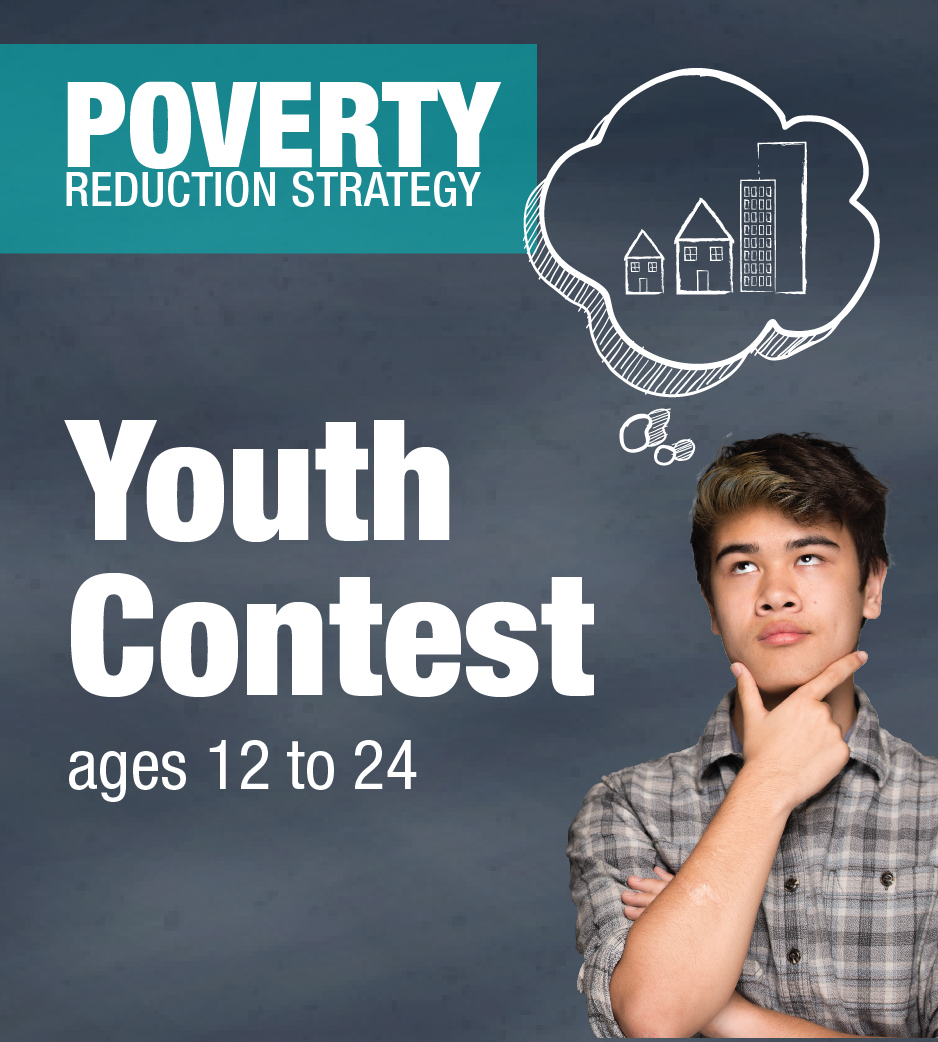Youth Contest: Send us your idea to reduce poverty!