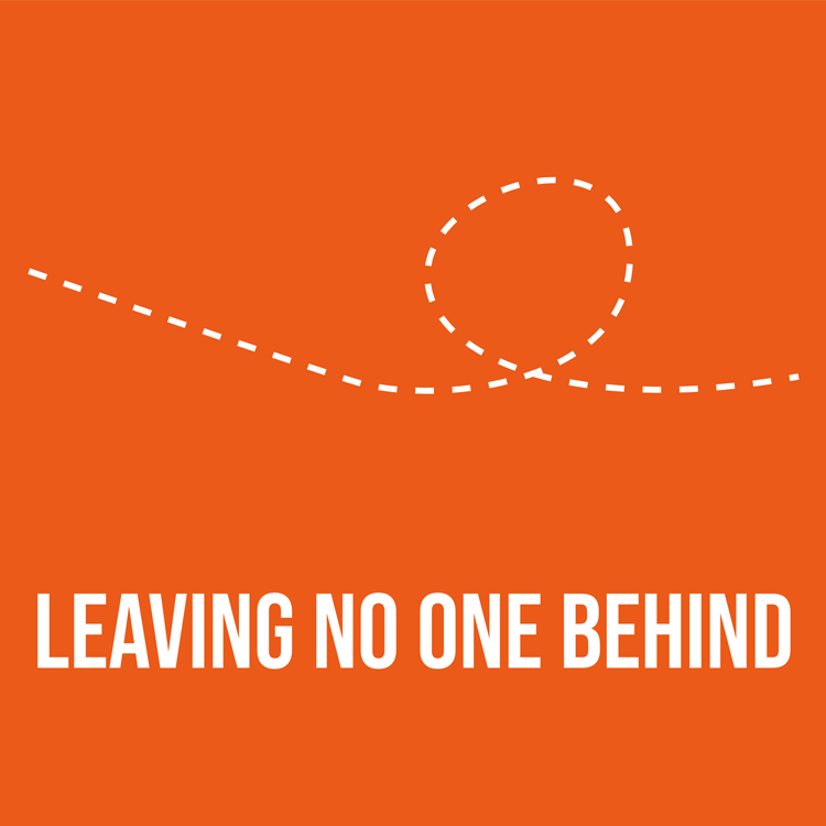 No Inequality Left Behind >> Leaving No One Behind Agenda For Sustainable Development