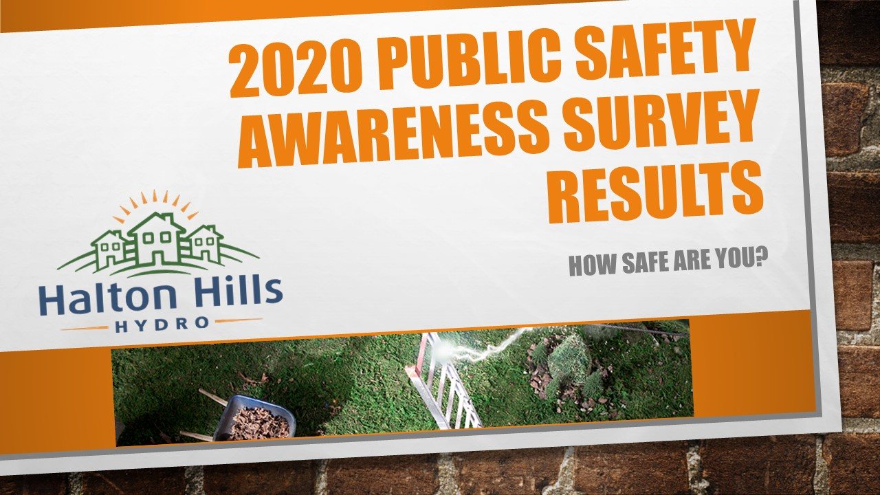 Public Safety Awareness Survey Results