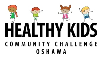 Healthy Kids Community Challenge Oshawa logo