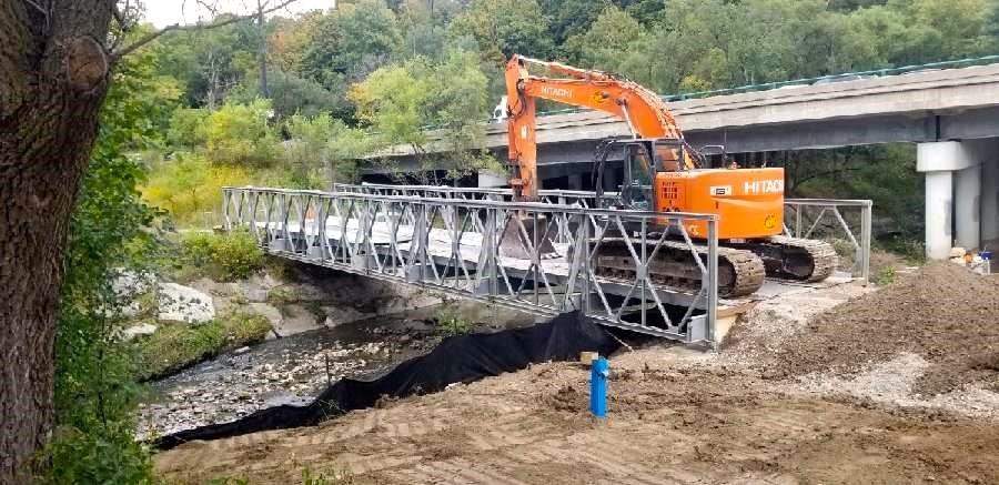 Image2   bridge construction  provided by algonquin bridges