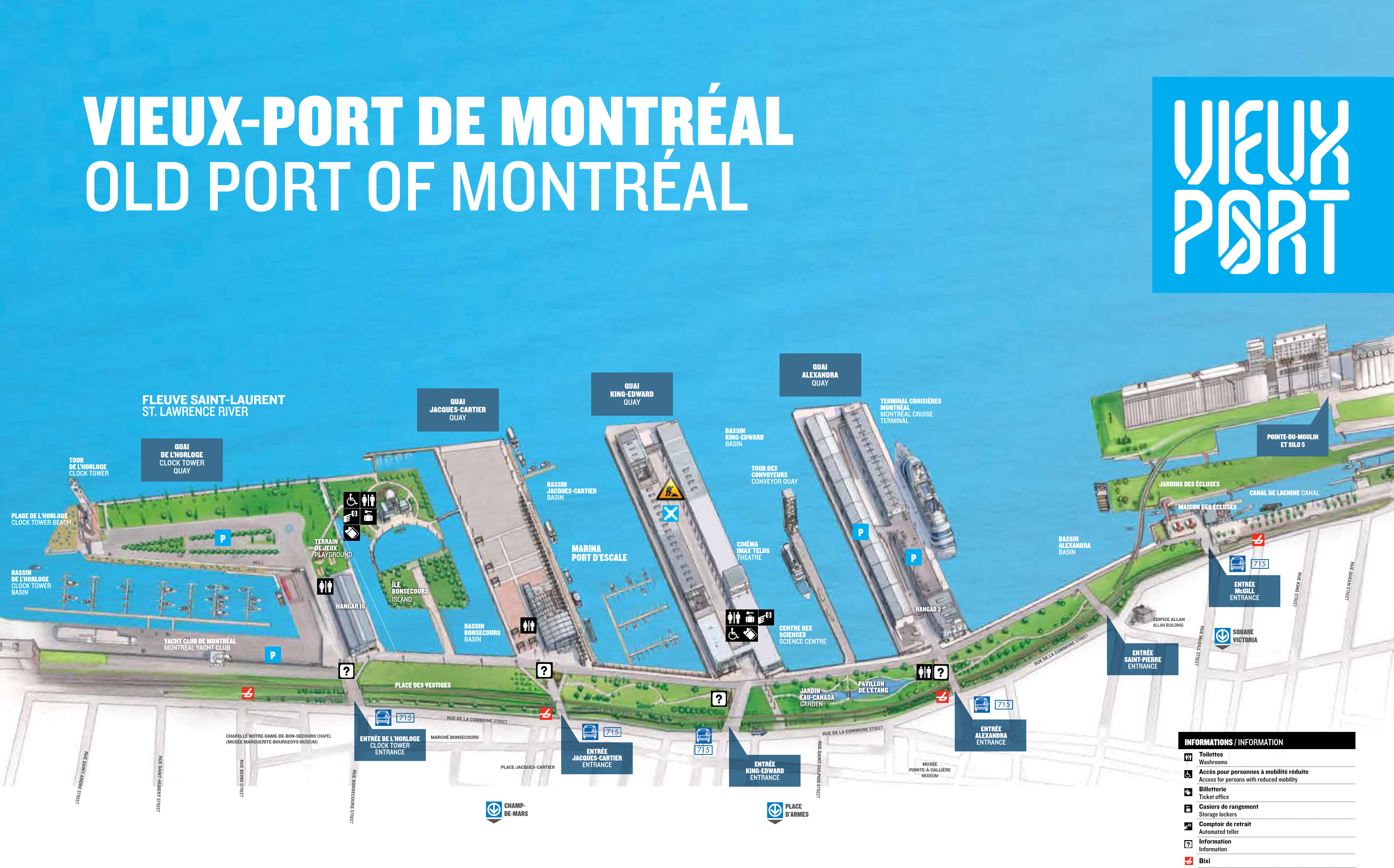 Consultation On The Future Of The Old Port Of Montreal Old Port Future - Old montreal map