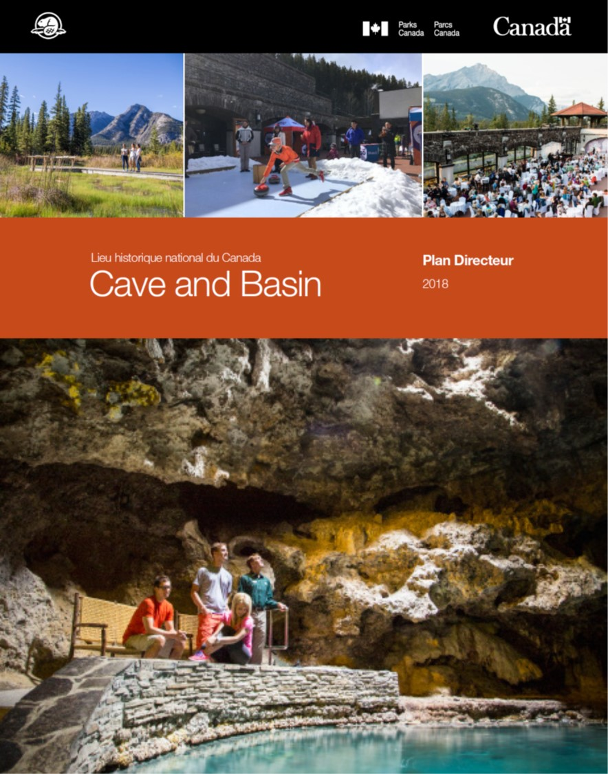 Cave and basin cover francais