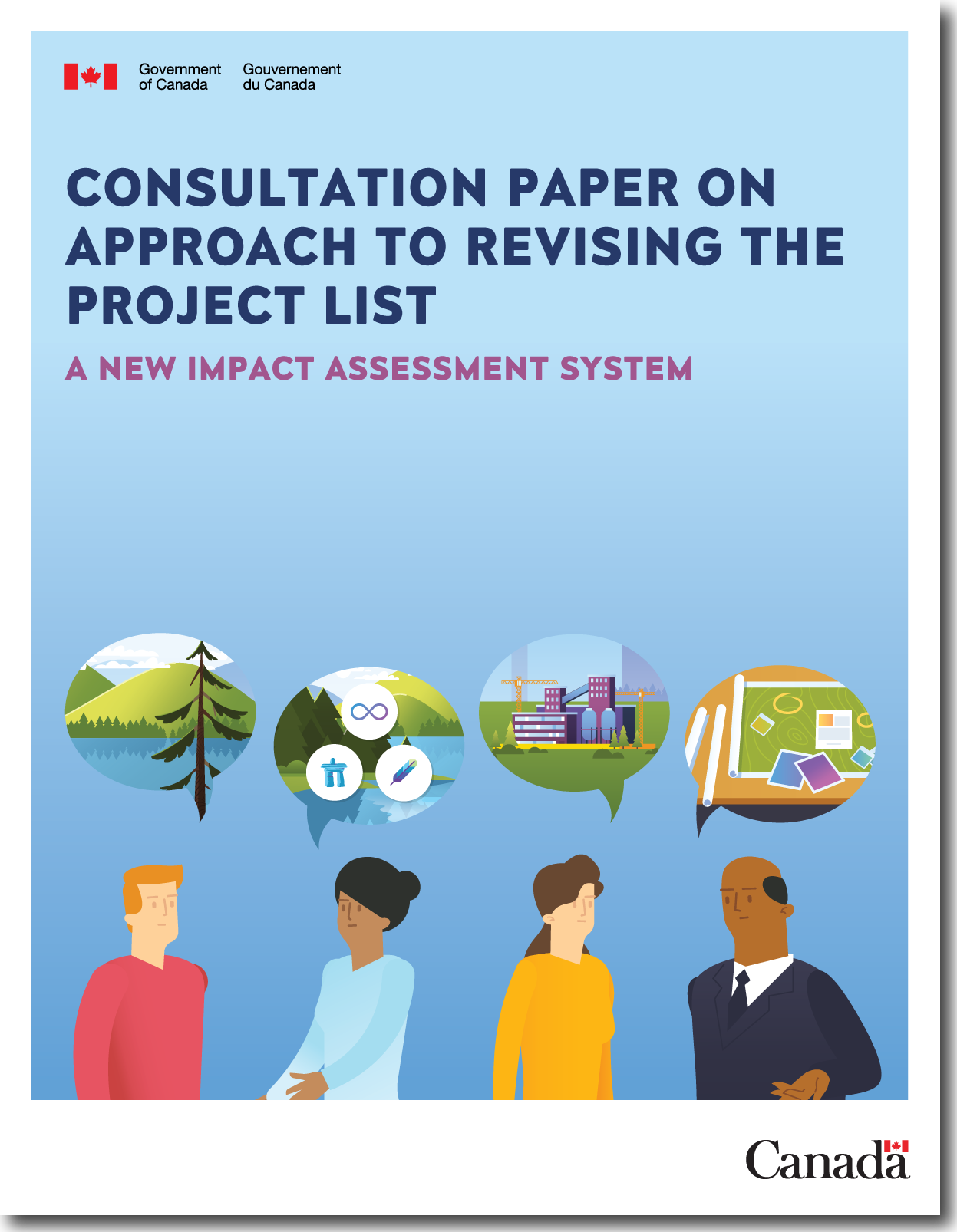 Consultation Paper on Approach to Revising the Project List