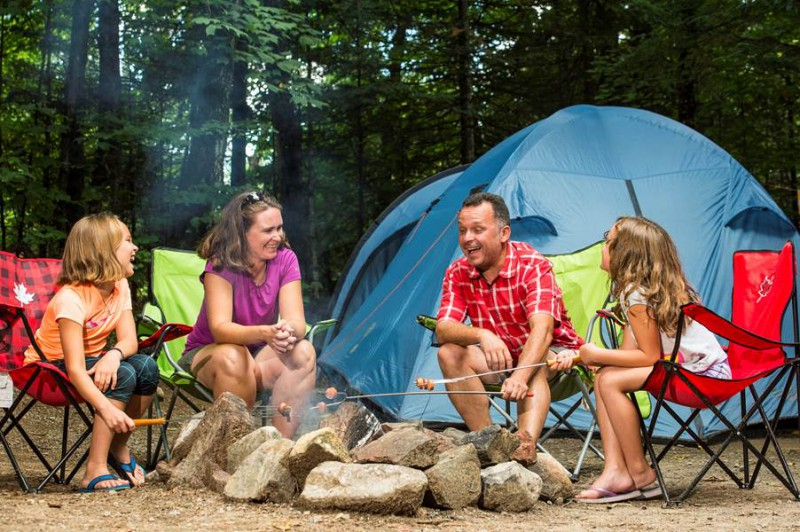 Camping Sommets Camping Morin-Heights