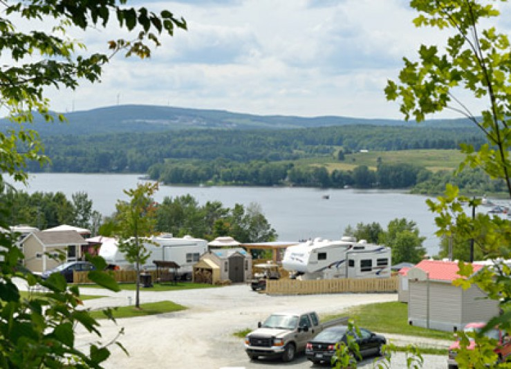 Camping Domaine du Lac William