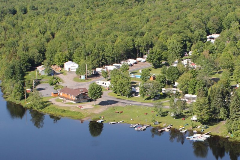 Camping Club Chasse et Pêche Sainte-Marie
