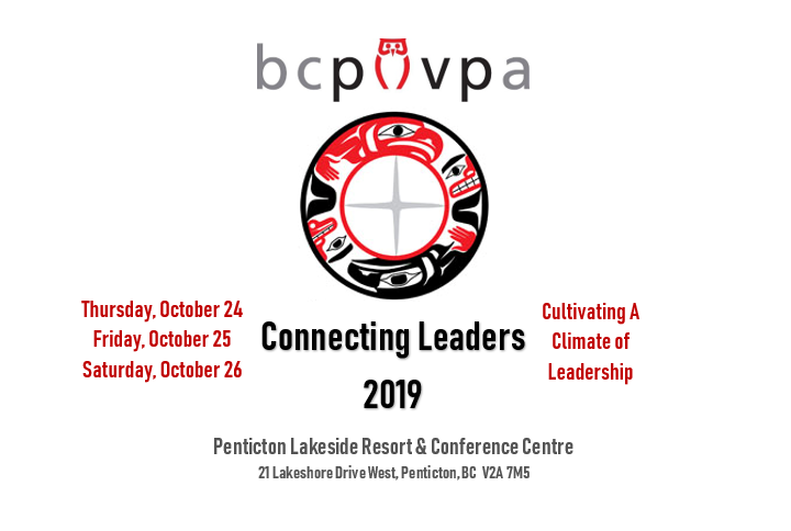BCPVPA Connecting Leaders Conference 2019 - Registration