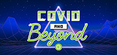 COVID and Beyond logo
