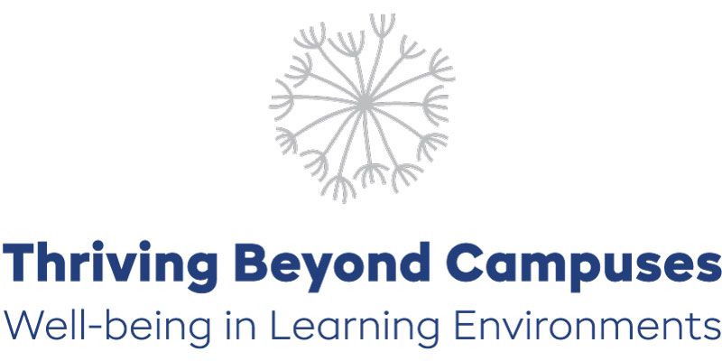 Logo: Thriving Beyond Campuses - Well-being in Learning Environments