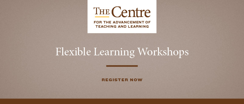 Flexible Learning Workshops