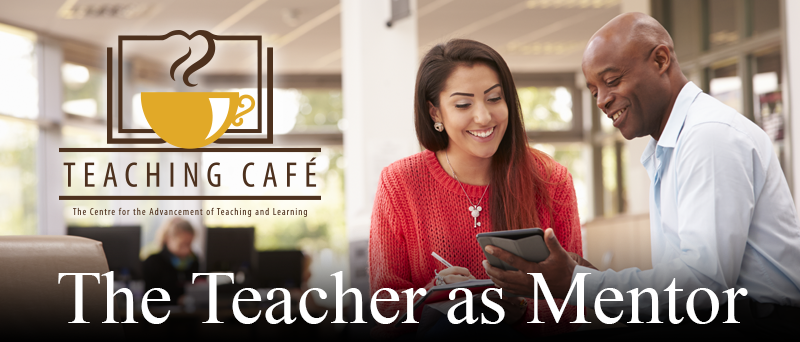 Teaching Cafe - Spring 2018 - Registration