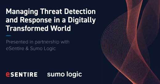 Managing threat detection and response in a digitally transformed world