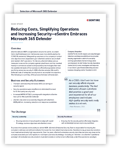 50 Cost savings in security spend slider image
