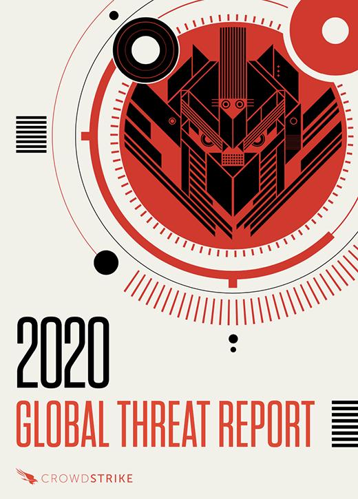 2020 Crowd Strike Global Threat Report thumbnail image 520x725