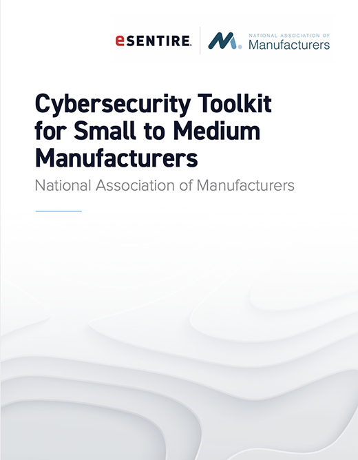 Cybersecurity Toolkit for Small to Medium Sized Manufacturers Thumbnail 520x570