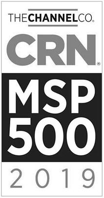 2019 MSP500 Award website 2