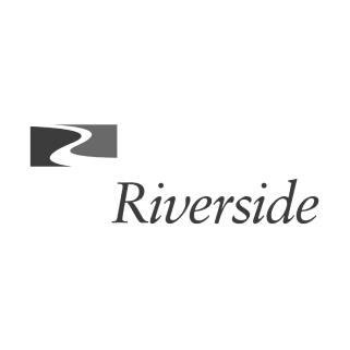 Riverside greyscale logo