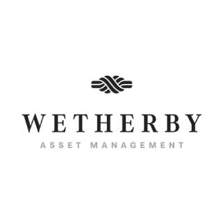 Wetherby greyscale logo