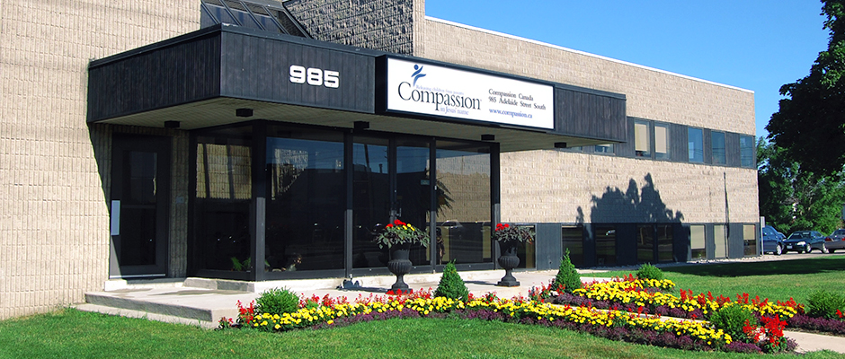 Compassion Office Building