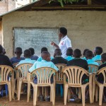 Links to How does Compassion help children with education?