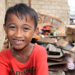 Links to A home destroyed and a little boy's hope