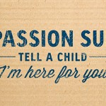 Links to Share your heart with Compassion Sunday