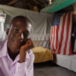 Links to The earthquake in Haiti: Snapshots of one boy's story
