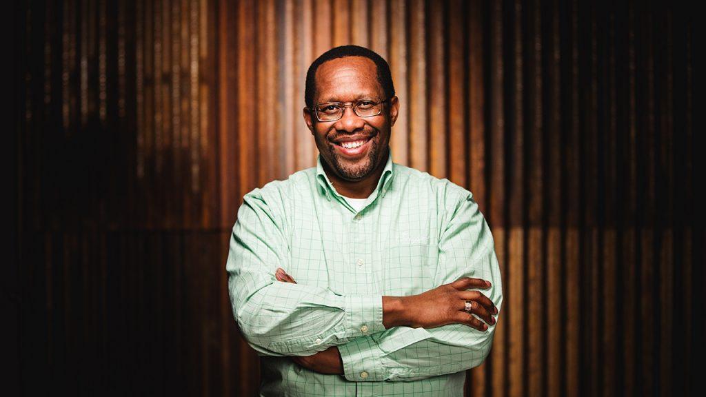 Sidney Muisyo, senior vice president of Compassion's global program