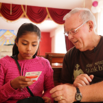 Links to This missionary to Bolivia uses his travels to bless Compassion children