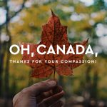 Links to Meet the amazing Canadian supporters loving boldly—from coast to coast!