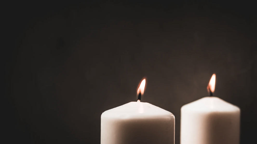 Advent Candles - Compassion Canada Advent Series 2019