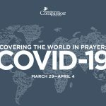 Links to A Global Prayer Guide for COVID-19