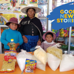 Links to Good news stories: Bolivia