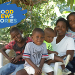 Links to Good news stories: Haiti