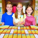 Links to Vancouver siblings invent bookmark that gives back